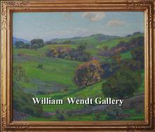 William Wendt Painting Evaluations